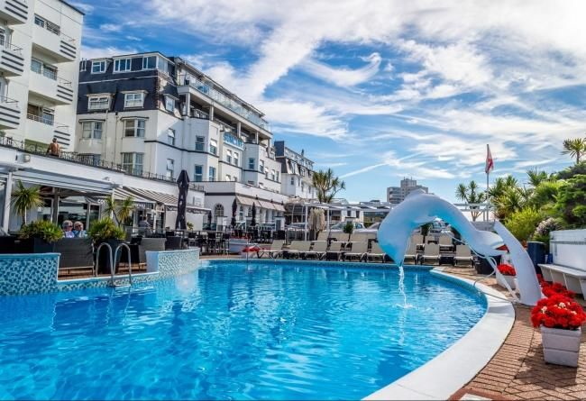 Ocean Beach Hotel & Spa Bournemouth - Pool
