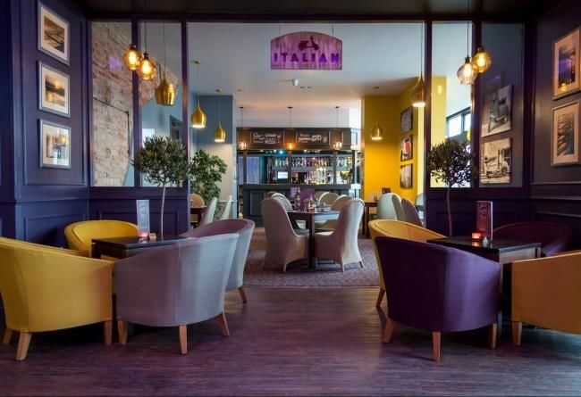 Ocean Beach Hotel & Spa Bournemouth - Lounge Bar