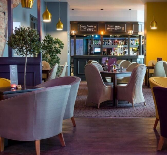 Ocean Beach Hotel & Spa Bournemouth - Bars & Restaurants